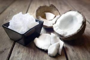 Ulei de cocos caine